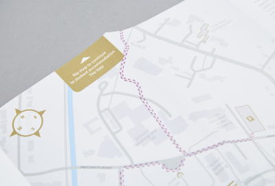 University Of Birmingham Campus Map